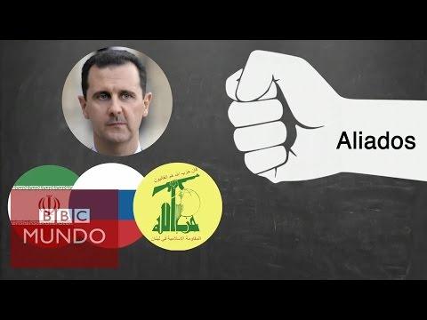 ¿Quién lucha contra quién en la guerra de Siria?