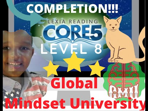 Lexia Core 5 Level 8 Completion - Two Syllable Words    Level 8 Completion   Lexia Core 5 Level 9