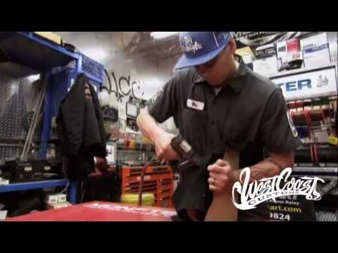 West Coast Customs - Working With Fleece