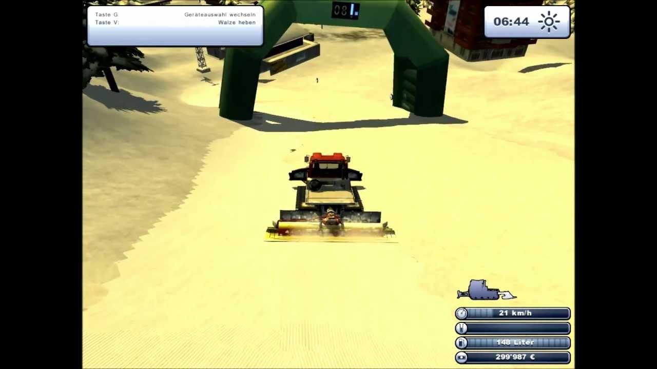 skiregion simulator 2012 demo