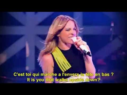 Tourner - Marie Mai - English French  Lyrics, Translation, Paroles