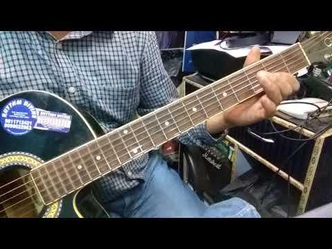 Dil Ne Ye Kaha Hai Guitar Tab Lesson (Dhadkan)