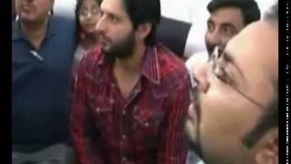Shah Cattle Farm Opening Ceremony 2011 Shahid Khan Afridi