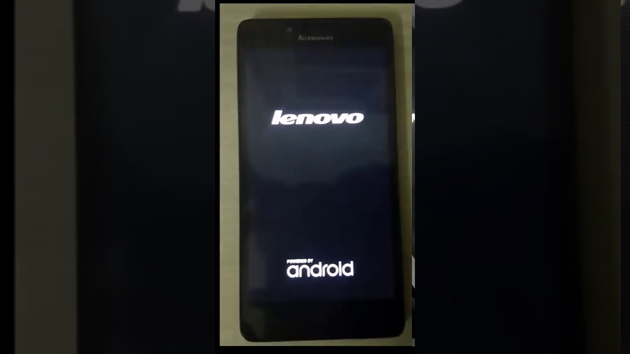 How To Downgrade From Lollipop To KitKat For Lenovo A6000 or A6000 plus  Mobile