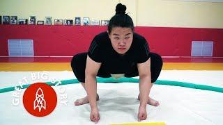 Mongolias Sumo Queen