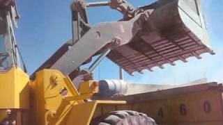 Cursos de Maquinaria Pesada - Cargador Frontal | ASERCAP | Curso