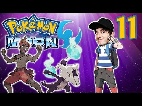 BATALLA EN EL VOLCAN! E11 Pokemon Moon - [ #LuzuGames ]