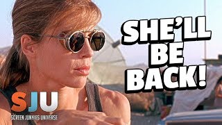 Terminator 6 Details Revealed! Sarah Connor + More! - SJU