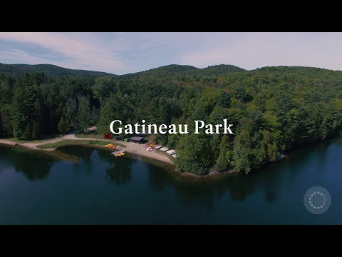 Welcome To Gatineau Park