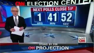 CNN, NBC, ABC Project Barack Obama Wins Second Term