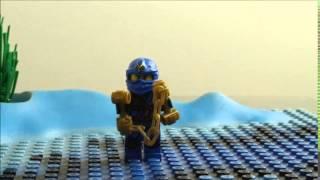 LEGO NINJAGO JAY przedstawia się widzom i... | BAJKI DLA DZIECI LEGO ODCINEK 1