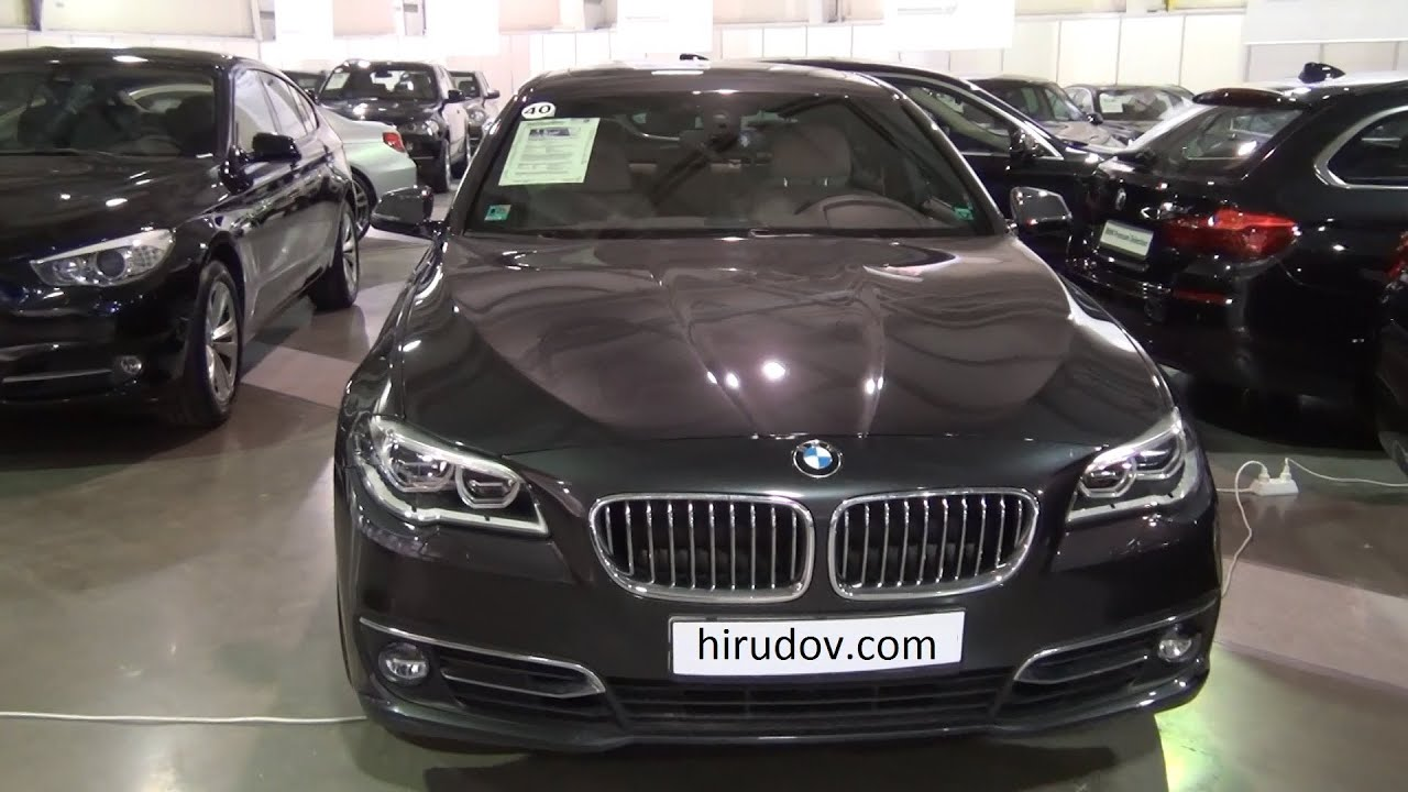 bmw 525d xdrive 2013 exterior and interior in 3d 4k uhd youtube. Black Bedroom Furniture Sets. Home Design Ideas