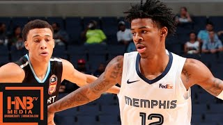 Memphis Grizzlies vs New Zealand Breakers - Full Game Highlights | October 8, 2019 NBA Preseason