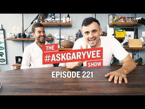 Thumbnail: Luis Ortiz, Real Estate Lead Generation & First Jobs | #AskGaryVee Episode 221