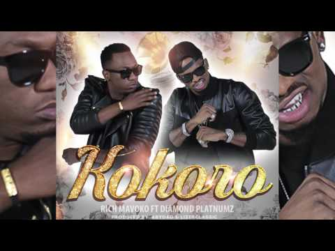 RICH MAVOKO FT DIAMOND PLATNUMZ - KOKORO  ( OFFICIAL AUDIO )