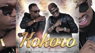 RICH MAVOKO FT DIAMOND PLATNUMZ - KOKORO  ( OFFICIAL AUDIO ) thumbnail