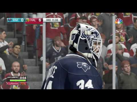 NHL 17 Be A Pro | Ep 1 | I'm Already The Captain??? WTF!!!????!!!????