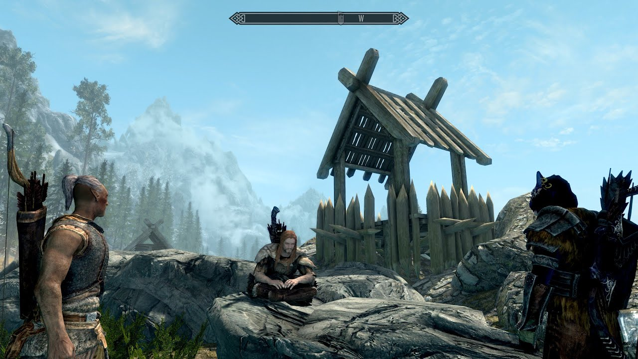 """SkyrimSE: Kensley And the """"Board Of Jarls"""" #15 Where Do I Take These Completed Quests??11"""