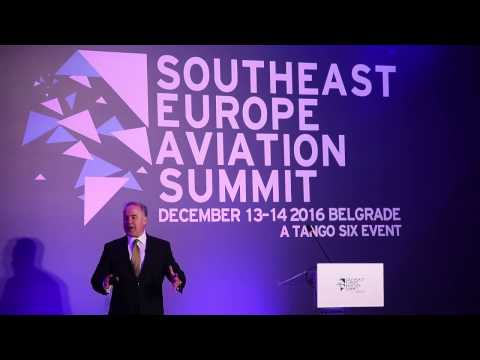 Southeast Europe Aviation Summit | Prvi Vazduhoplovni Samit Jugoistočne Evrope