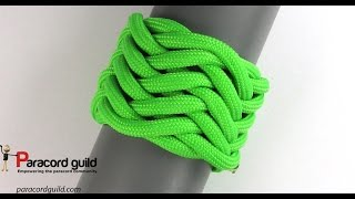 How to tie the herringbone knot
