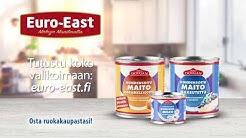 Euro East Kondensoitu maito