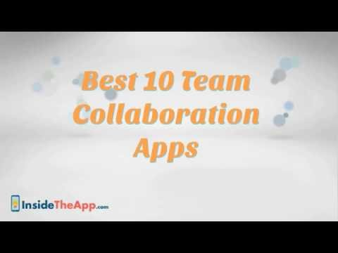 Best 10 Team Collaboration Apps
