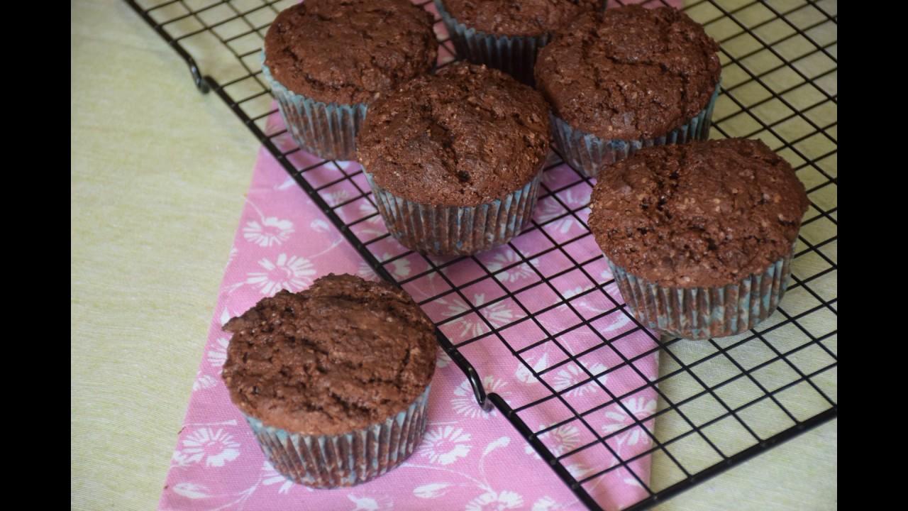 Muffin Al Cioccolato Ricetta Chocolate Muffins Recipe