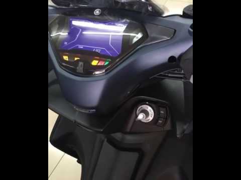 Yamaha New Upcoming 155cc Scooter or Scooty in India 2017 Walk around | Sound note | First look