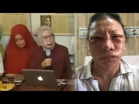 Video Ratna Sarumpaet Menangis Akui Berbohong Dianiaya, Minta Maaf ke Prabowo dan Amien Rais
