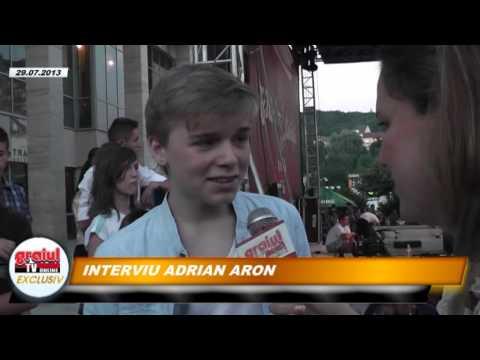 ZILELE CETATII 2013 INTERVIU CU ADRIAN ARON