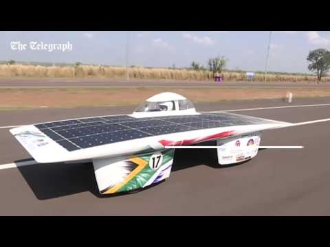 World Solar Challenge 2015 begins in Darwin, Australia