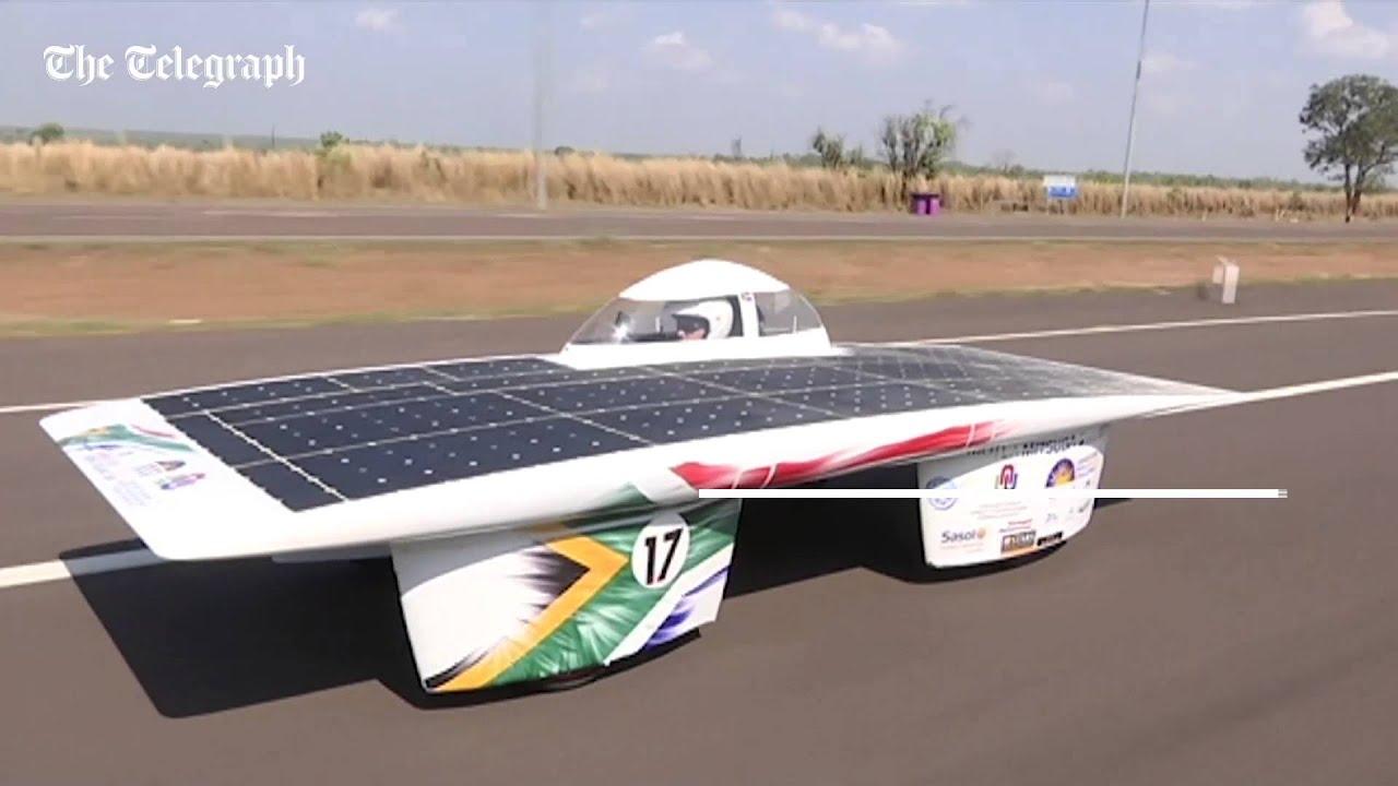 Mit Solar Car Race