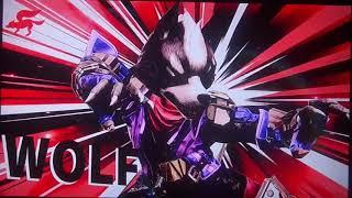 Super Smash Bros Ultimate-Wolf vs Everyone (Part 1)