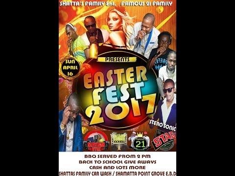 EASTER FEST 2017 GUYANA,