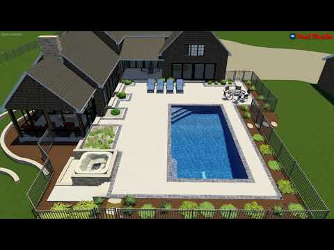 Chenequa, WI Pool Concept Video R3