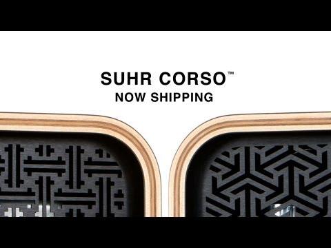 SUHR CORSO™ - NOW SHIPPING