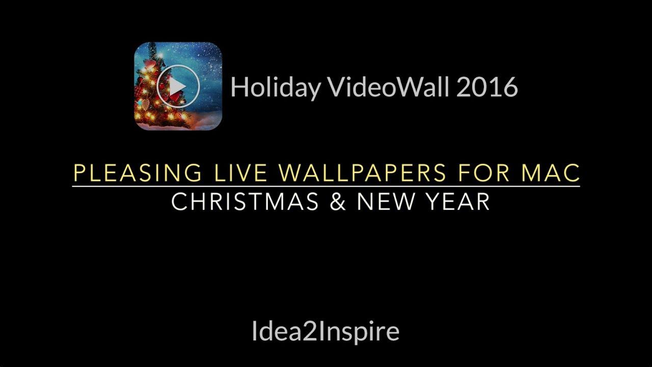 Holiday VideoWall 2016