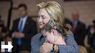 Hillary Clinton answers a question about bullying | Hillary Clinton