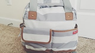 iPack Baby Bowling Diaper Bag Backpack Review