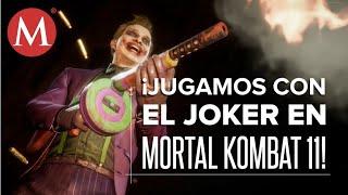 Joker llega a Mortal Kombat 11 - Gameplay y Fatalities | M2