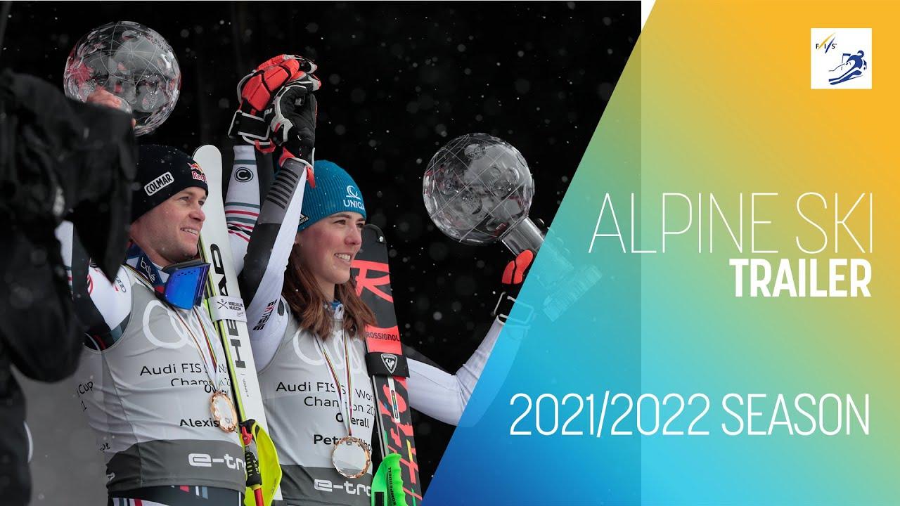 2021/22 Audi FIS Ski World Cup Trailer | FIS Alpine