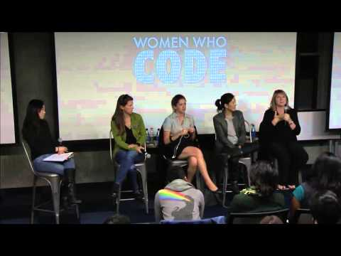 Women Who Code VC Panel