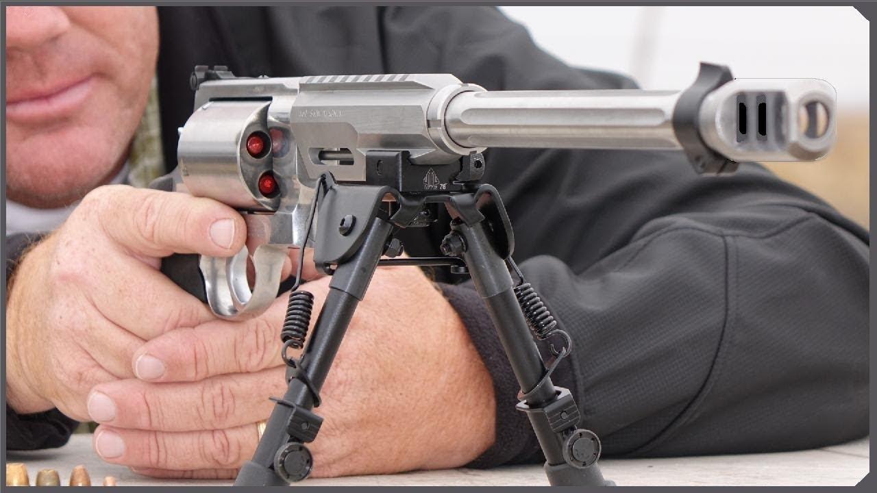 10 of the World's Most Powerful Handguns - 2019 - USA Gun Shop