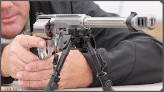 Giant .460 S&W Magnum Revolver -   Destroys Everything