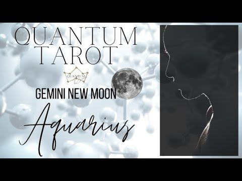 Aquarius - The Depths This Person Brings Out In You! - New Moon Gemini Entanglement Tarotscope