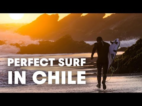 Chasing The Perfect Surf Shot In Chile | Chasing The Shot Part 1