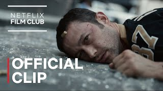 Comic-Con Project Power Clip: Joseph Gordon Levitt is Bulletproof | Netflix