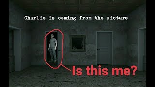 Charlie of Eyes the horror game !