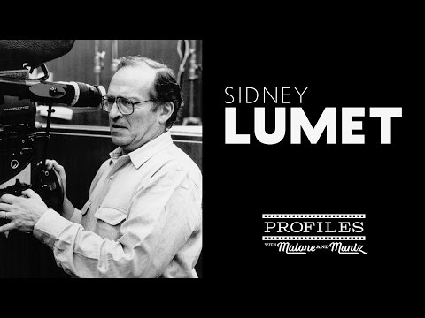 Sidney Lumet Profile - Episode #47 (January 26th, 2016)