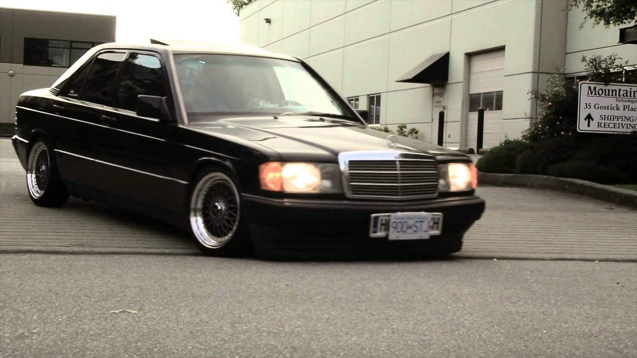 my mercedes benz 190e youtube. Black Bedroom Furniture Sets. Home Design Ideas